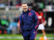 """Bóng đá - Ryan Giggs sẽ là """"Guardiola mới"""" hay """"Inzaghi mới""""?"""