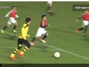 Bóng đá - Shinji Kagawa solo ghi bàn trước... 30 cầu thủ nhí