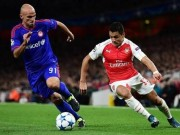 Bóng đá - Ngôi sao vừa nhanh vừa khỏe: Sanchez đọ Ronaldo, Bale