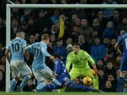 Bóng đá - Man City - Everton: May mắn và bản lĩnh