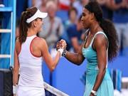 Thể thao - Chi tiết Serena – Radwanska: Nỗ lực bất thành (KT)