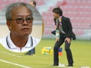 """Bóng đá - Chuyên gia Nguyễn Văn Vinh: """"HLV Miura mắc bệnh ảo tưởng"""""""