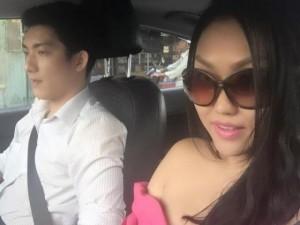 Đời sống Showbiz - Súng chồng Phi Thanh Vân uy hiếp người là súng hơi cay