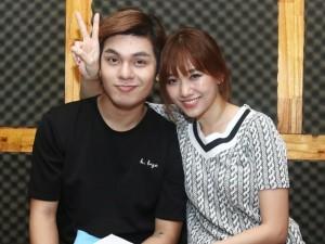 Ca nhạc - MTV - Hari Won quấn quít trai đẹp sau chia tay Tiến Đạt
