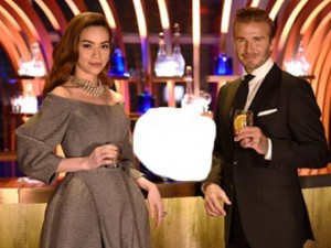Ca nhạc - MTV - Hà Hồ 'bắn' tiếng Anh với David Beckham 'như gió'