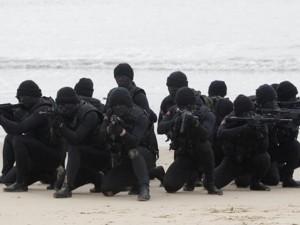 Thế giới - Tập trận gần TQ, Đài Loan phô diễn vũ khí mới