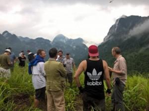 Phim - Cận cảnh vùng đất 'tiên' ở Việt Nam quay 'King Kong 2'