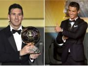 Bóng đá - Ronaldo: Kẻ thất bại vĩ đại nhất làng túc cầu 2015