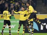 Bóng đá - Dortmund phản công nhanh như điện top 5 V18 Bundesliga