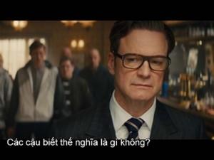 Phim - Video phim: Trận đánh hay nhất trong 'Mật vụ Kingsman'