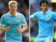 Man City mất De Bruyne: Cờ đến tay Silva