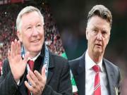 Bóng đá - Nhìn Van Gaal nhớ Sir Alex: Những ngày xưa còn đâu