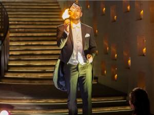 Petey Nguyễn khoe tài ảo thuật trên phim