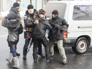 Đặc nhiệm Ukraine đột kích chung cư người Việt