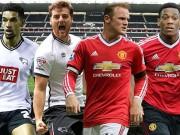 Bóng đá - Chi tiết Derby County – MU: Mata lập công (KT)