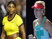 Thể thao - Chi tiết Serena – Kerber: Sai lầm chí mạng (KT)