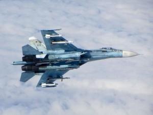 Thế giới - Chiến đấu cơ Nga chặn đầu cách máy bay Mỹ chỉ vài mét