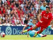 """Bóng đá - Liverpool - West Ham: Cạn nhiên liệu để """"cháy"""""""