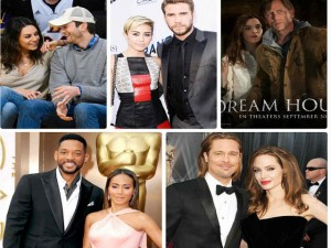 Đời sống Showbiz - 5 cặp đôi 'phim giả tình thật' vững bền nhất Hollywood