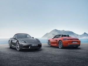 Ô tô - Xe máy - Porsche 718 Boxster chính thức trình làng