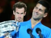 Thể thao - Australian Open: Murray sẽ thêm một lần đau bởi Nole