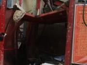 Tin tức trong ngày - Vụ rơi thang máy: Chủ tịch UBND TP Đà Nẵng trực tiếp đến hiện trường