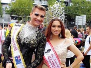 Thời trang - Cuộc thi Hoa hậu Chuyển giới Úc nhận nhiều chỉ trích