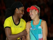 """Thể thao - Thua sốc, Serena """"ngả mũ"""" đón """"nữ hoàng"""" Kerber"""