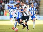 Bóng đá - Colchester - Tottenham: Hiệp 2 bùng nổ