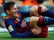 Bóng đá - Top 5 pha chơi xấu nguy hiểm nhất với Messi