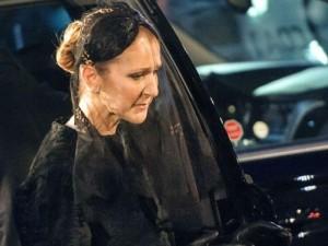 Celine Dion lần đầu mở lòng sau cái chết của chồng