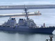 Tin tức trong ngày - VN lên tiếng về việc tàu hải quân Mỹ có mặt ở Hoàng Sa