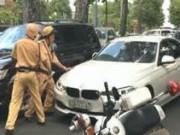 Tin tức trong ngày - Tông thiếu úy công an tử vong, ô tô bỏ chạy 6 km