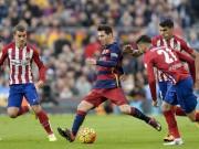 """Bóng đá - Barca: Và CÁI ĐẸP lại """"đè bẹp"""" Atletico Madrid"""