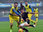 Bóng đá - Chievo - Juventus: Mãnh lực khó cưỡng