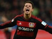 Bóng đá - Tin chuyển nhượng 31/1: Liverpool muốn có Chicharito