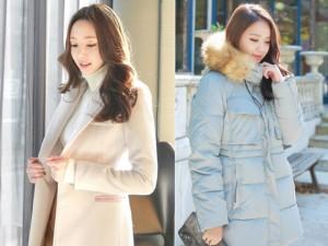 12 chiếc áo khoác màu pastel đẹp không thể chối từ