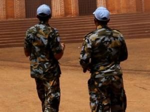 Thế giới - Lính LHQ bị tố ép trẻ em châu Phi đổi sex lấy thức ăn
