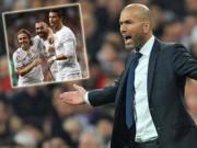 Bóng đá - Zidane Madrid: Đẹp đầy kiêu hãnh