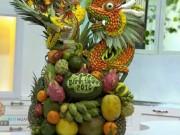 Ẩm thực - Clip: Cách tỉa rau củ và bày mâm ngũ quả đẹp và ý nghĩa