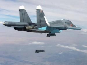 Mỹ khẳng định Su-34 Nga xâm phạm không phận Thổ Nhĩ Kỳ