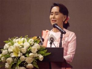 Myanmar: Đảng của bà Suu Kyi chính thức nắm quyền