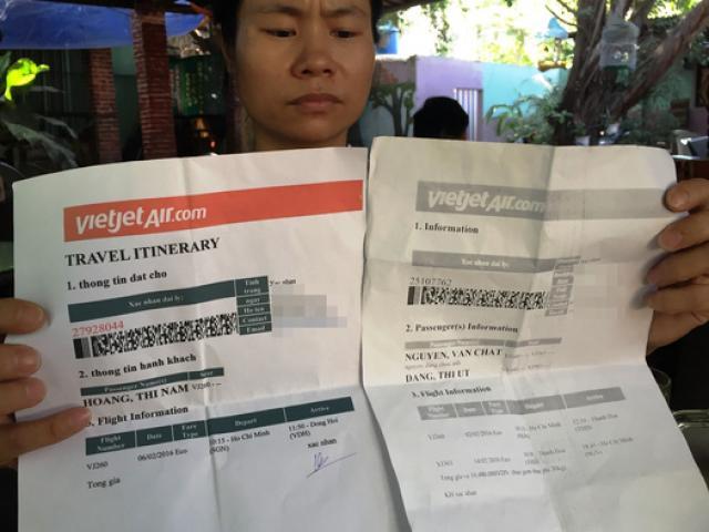 Rộ mánh lừa đảo tặng vé máy bay - 2