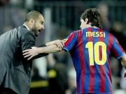 """Bóng đá - Guardiola tính """"hốt"""" Messi, """"cuỗm"""" Pogba và Stones"""