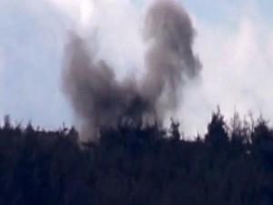 Nga công bố video Thổ Nhĩ Kỳ nã pháo vào Syria