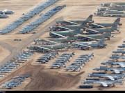 """Du lịch - Bên trong """"nghĩa địa"""" máy bay quân sự lớn nhất thế giới"""