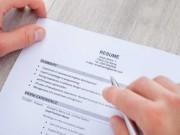Cẩm nang tìm việc - 6 lỗi cơ bản trong hồ sơ xin việc khiến bạn bị đánh rớt