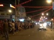 Video An ninh - Dàn hàng 3, nam thanh niên chết dưới gầm xe tải