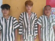 An ninh Xã hội - 3 thanh niên siết cổ tài xế, cướp taxi lấy tiền tiêu Tết
