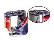 Thể thao - Phân tích kỹ thuật F1: Cánh gió sau
